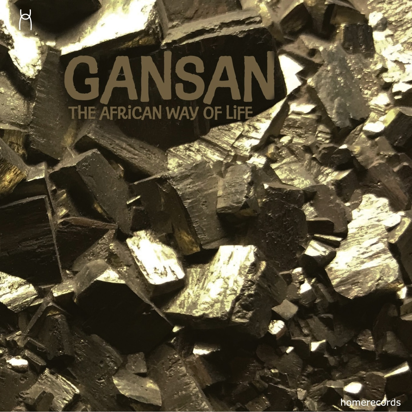 GANSAN - The African Way of Life cover