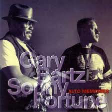 GARY BARTZ - Alto Memories (with Sonny Fortune) cover