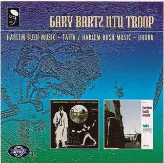 GARY BARTZ - Harlem Bush Music: Taifa & Uhuru cover