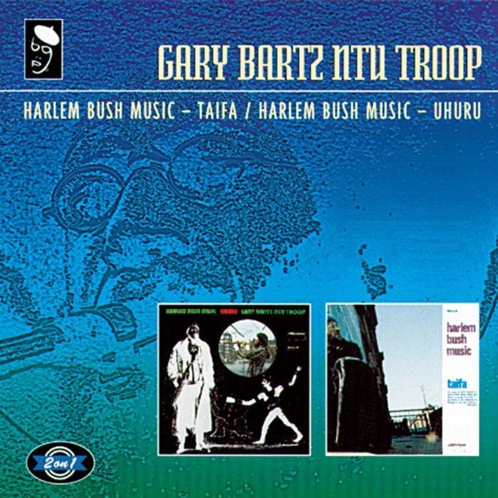 GARY BARTZ - Harlem Bush Music - Taifa / Uhuru cover