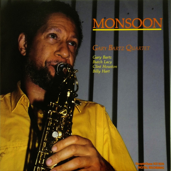 GARY BARTZ - Monsoon cover