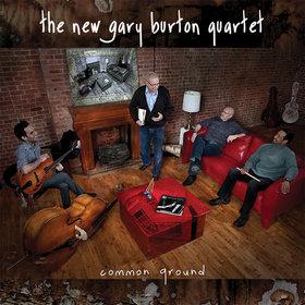 GARY BURTON - Common Ground cover