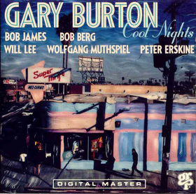 GARY BURTON - Cool Nights cover