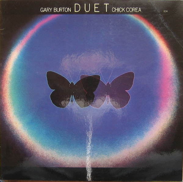 GARY BURTON - Duet (with Chick Corea) cover