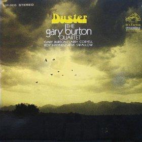 GARY BURTON - Duster cover