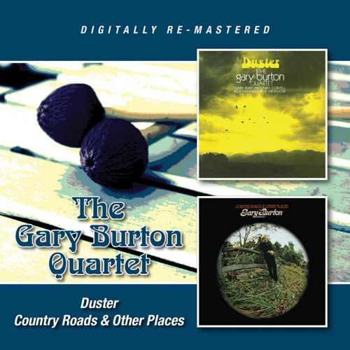 GARY BURTON - Duster / Country Roads & Other Places cover