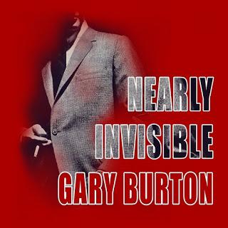 GARY BURTON - Nearly Invisible cover