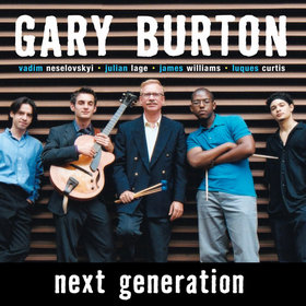 GARY BURTON - Next Generation cover