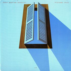 GARY BURTON - Picture This cover