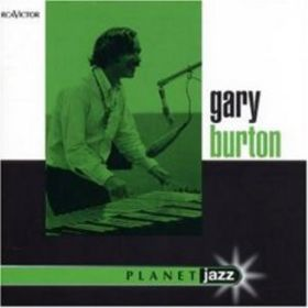 GARY BURTON - Planet Jazz cover
