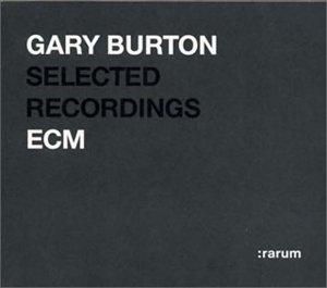 GARY BURTON - Rarum, Volume 4: Selected Recordings cover