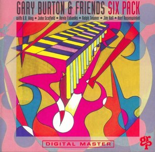GARY BURTON - Six Pack cover