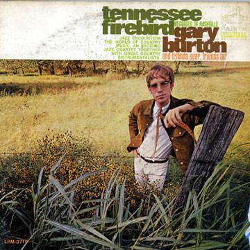 GARY BURTON - Tennessee Firebird cover