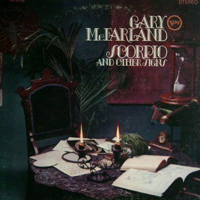 GARY MCFARLAND - Scorpio and other Signs cover