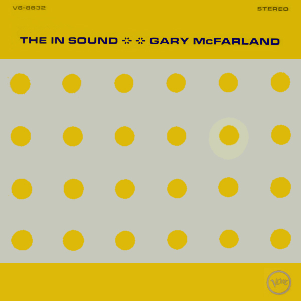 GARY MCFARLAND - The In Sound cover
