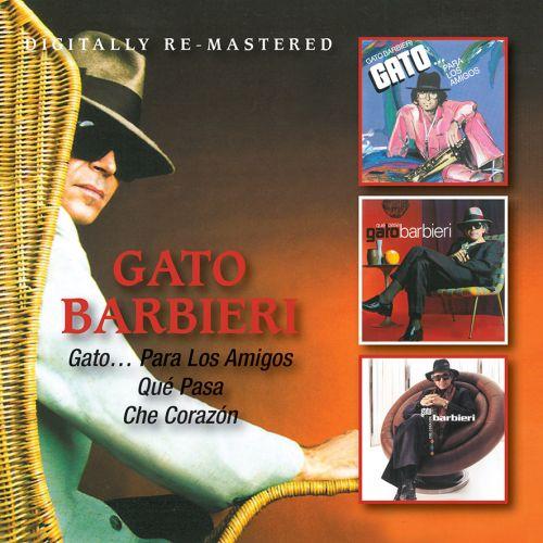 GATO BARBIERI - Gato… Para Los Amigos/Qué Pasa/Che Corazón cover