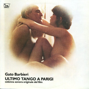 GATO BARBIERI - Ultimo Tango A Parigi  (Last Tango in Paris) OST cover
