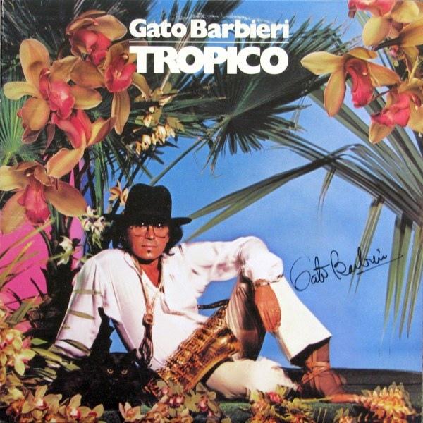 GATO BARBIERI - Tropico cover