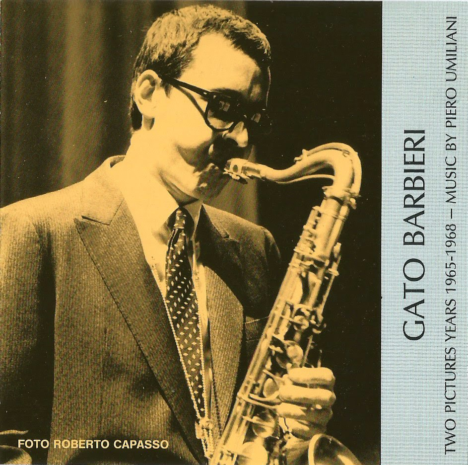 GATO BARBIERI - Two Pictures: Years 1965-1968 cover