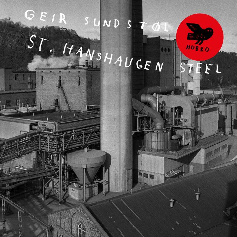 GEIR SUNDSTØL - St. Hanshaugen Steel cover