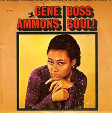 GENE AMMONS - Boss Soul! cover