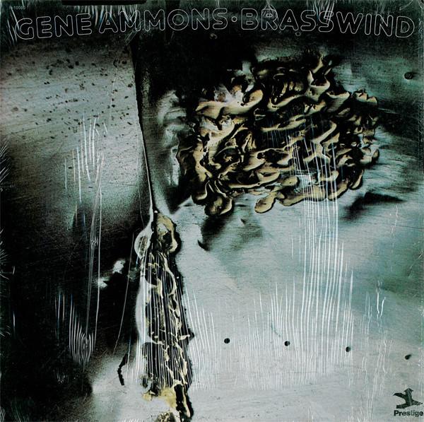 GENE AMMONS - Brasswind cover