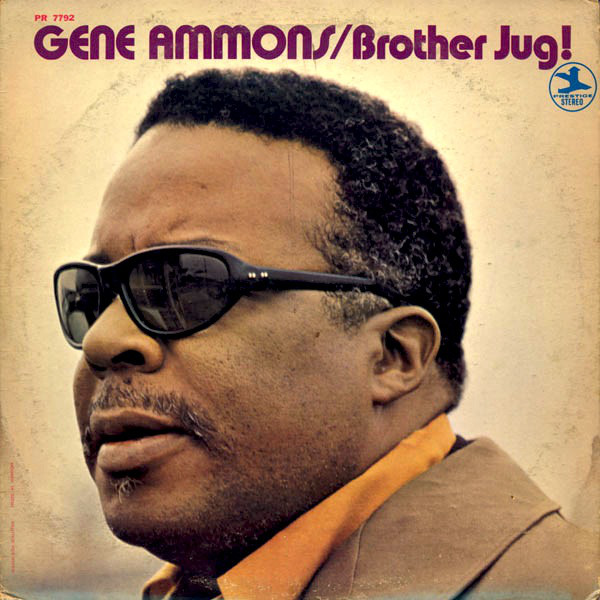 GENE AMMONS - Brother Jug! cover