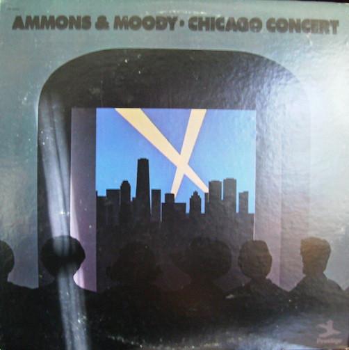 GENE AMMONS - Chicago Concert cover