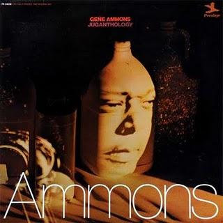 GENE AMMONS - Juganthology cover