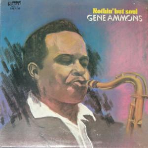 GENE AMMONS - Nothin' But Soul (aka Heavy Sax) cover