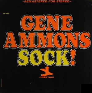 GENE AMMONS - Sock! cover