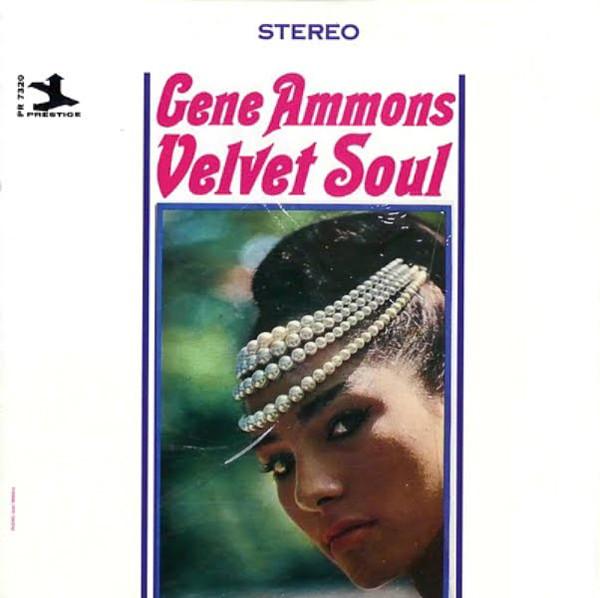 GENE AMMONS - Velvet Soul cover