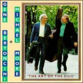 GENE BERTONCINI - Art of the Duo cover