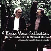 GENE BERTONCINI - Bossa Nova Collection cover