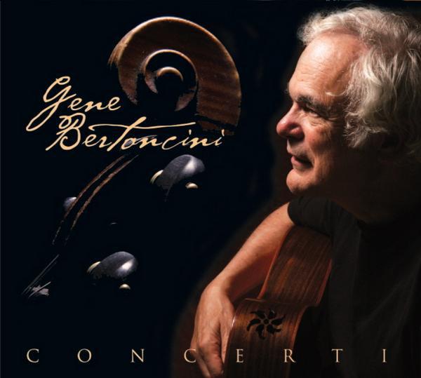 GENE BERTONCINI - Concerti cover