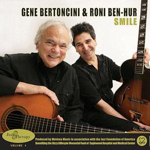 GENE BERTONCINI - Jazz Therapy, Vol. 1: Smile cover