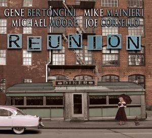GENE BERTONCINI - Reunion cover