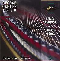 GEORGE CABLES - Alone Together cover