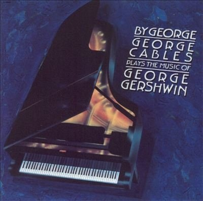 GEORGE CABLES - By George cover