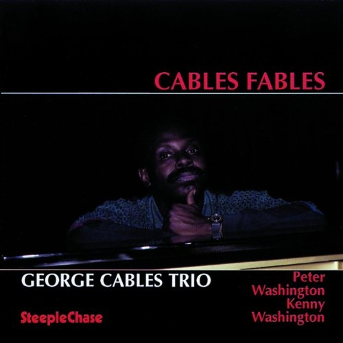 GEORGE CABLES - Cables Fables cover
