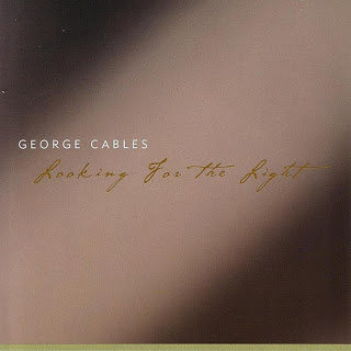 GEORGE CABLES - Looking For The Light cover