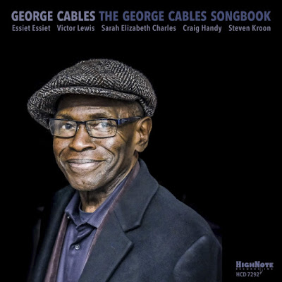 GEORGE CABLES - The George Cables Songbook cover