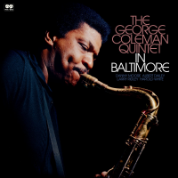 GEORGE COLEMAN - The George Coleman Quintet In Baltimore cover