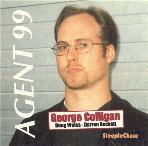 GEORGE COLLIGAN - Agent 99 cover