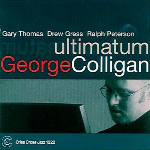 GEORGE COLLIGAN - Ultimatum cover