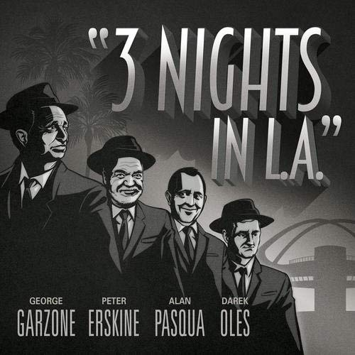 GEORGE GARZONE - 3 Nights In L.A. cover
