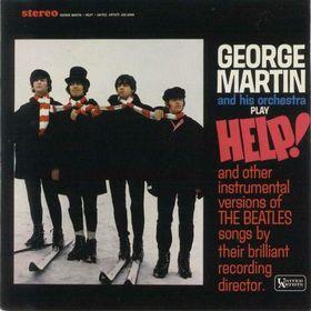 GEORGE MARTIN - Help! cover