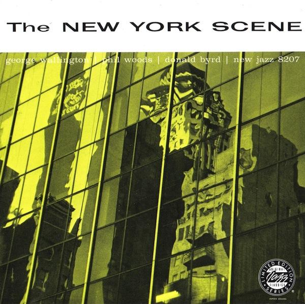 GEORGE WALLINGTON - The New York Scene cover