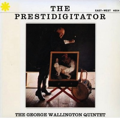 GEORGE WALLINGTON - The Prestidigitator cover
