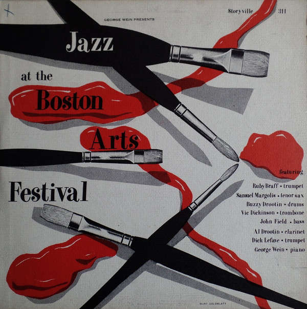 GEORGE WEIN - Presents Jazz At The Boston Arts Festival cover
